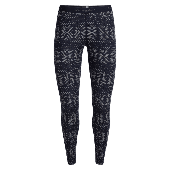 Vertex Leggings Crystalline Women Midnight Navy