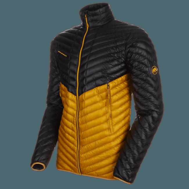 Broad Peak Light IN Jacket Men (1013-00420) Black-golden 00328