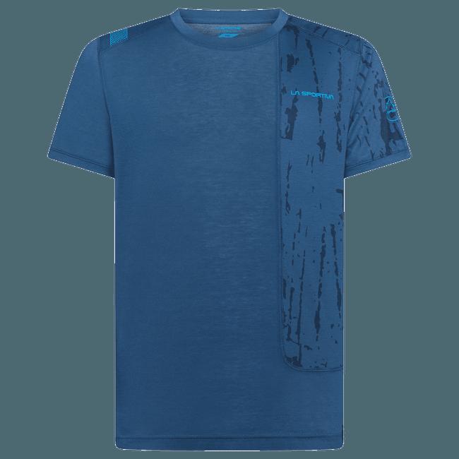 Lead T-Shirt Men Opal