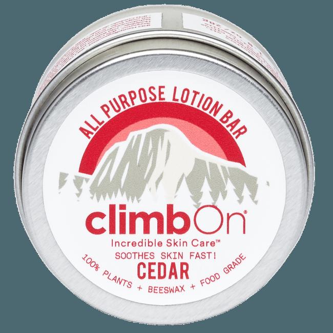 All Purpose Lotion Bar Cedar