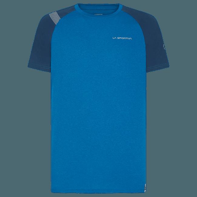 Stride T-Shirt Men Neptune/Opal