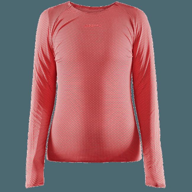 Nanoweight LS Tee Women 410000 červená