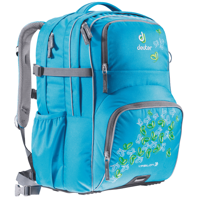 Ypsilon turquoise-butterfly