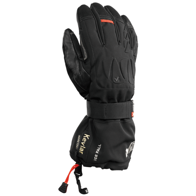 Ice Fall GTX Glove BLACK - NOIR