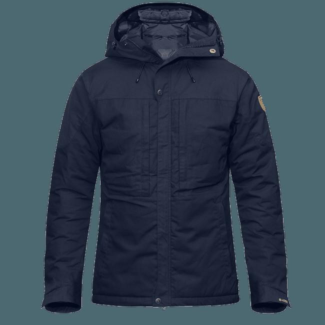 Skogsö Padded Jacket Men Dark Navy