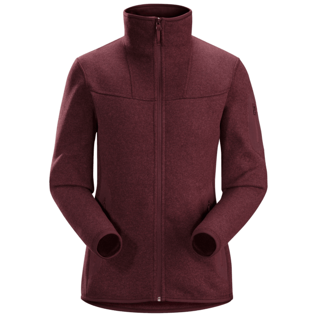 Covert Cardigan Women (15377) Merbau
