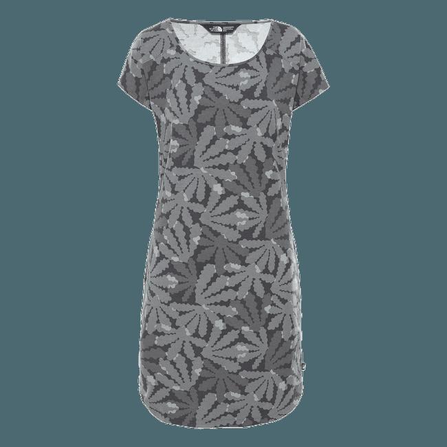 Loasis Tee Dress Women ASPHALT GREY MULTI BT PRT