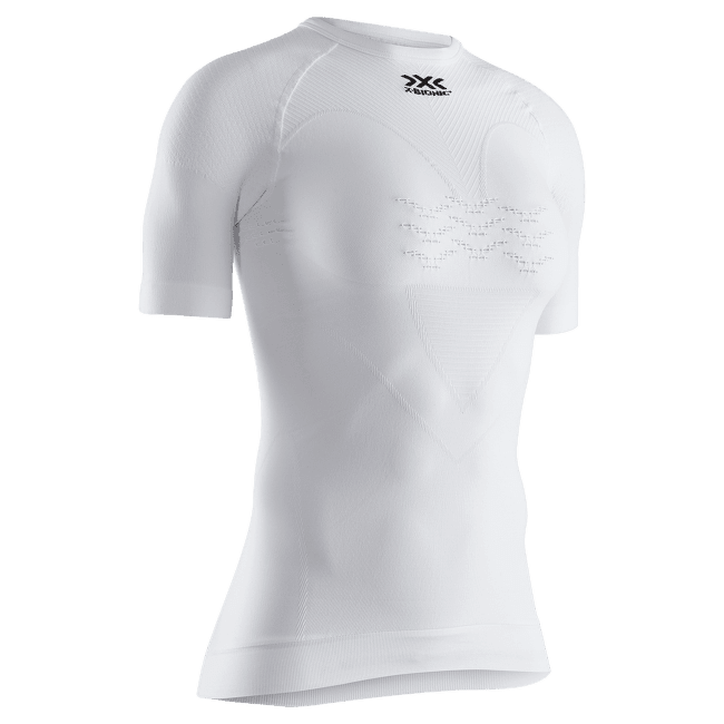 Energizer MK3 LT Shirt Round Neck SH SL Women Arctic White-Dolomite Grey