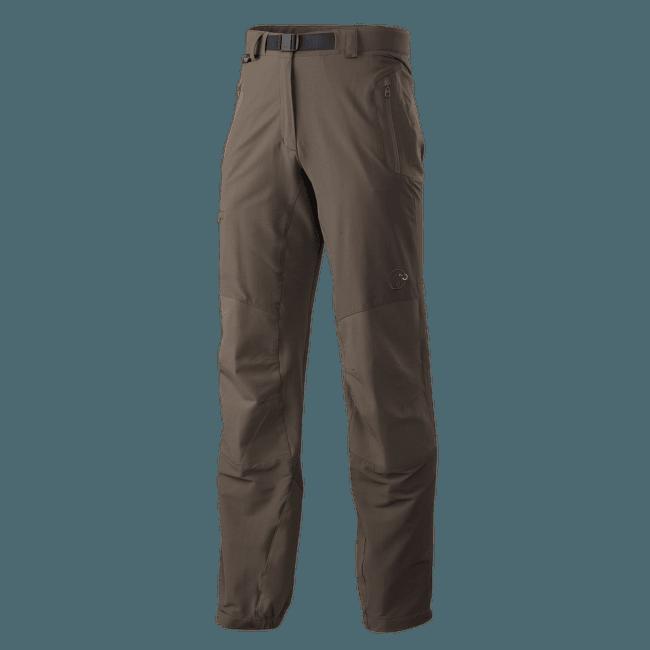 Courmayeur Advanced Pants Women dark oak 7173