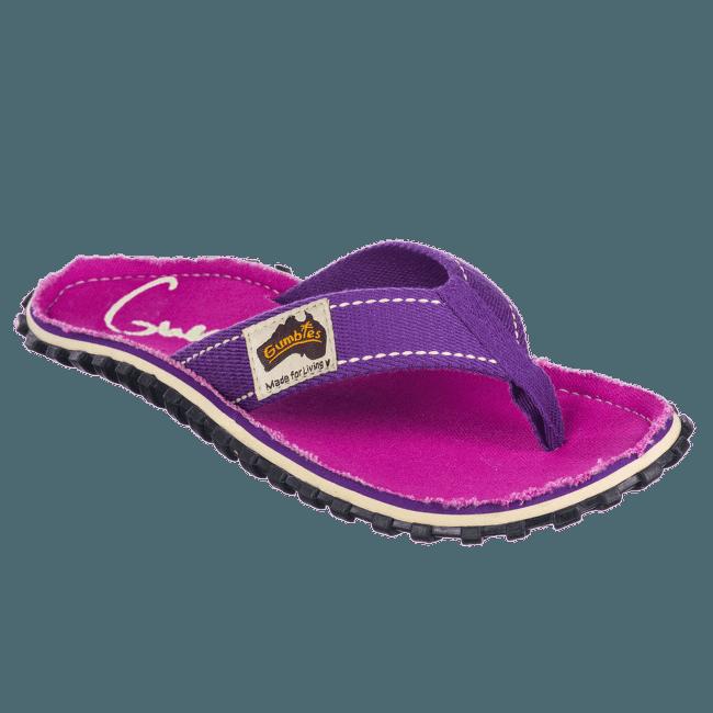 Gumbies Purple Purple Signed