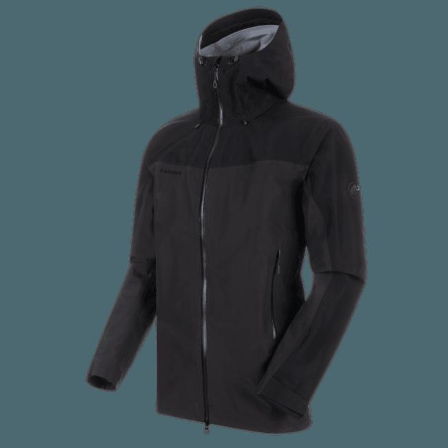 Crater HS Hooded Jacket Men 00160 phantom-black