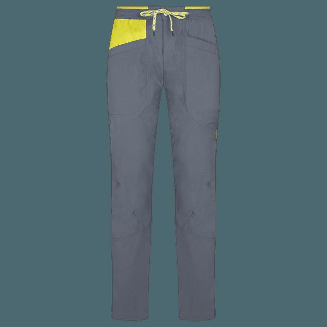 Talus Pant Men Carbon/Kiwi