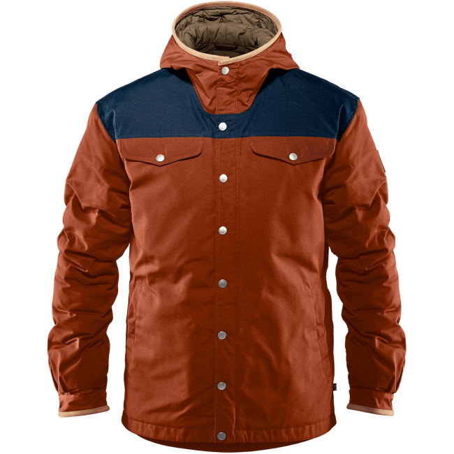 Greenland No. 1 Down Jacket Men (87021) Autumn Leaf-Night Sky
