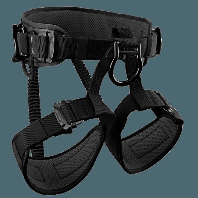 Atlas Belt Black černá 008