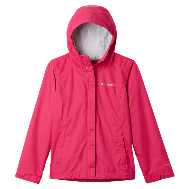 Arcadia™ Jacket Girls Red 613