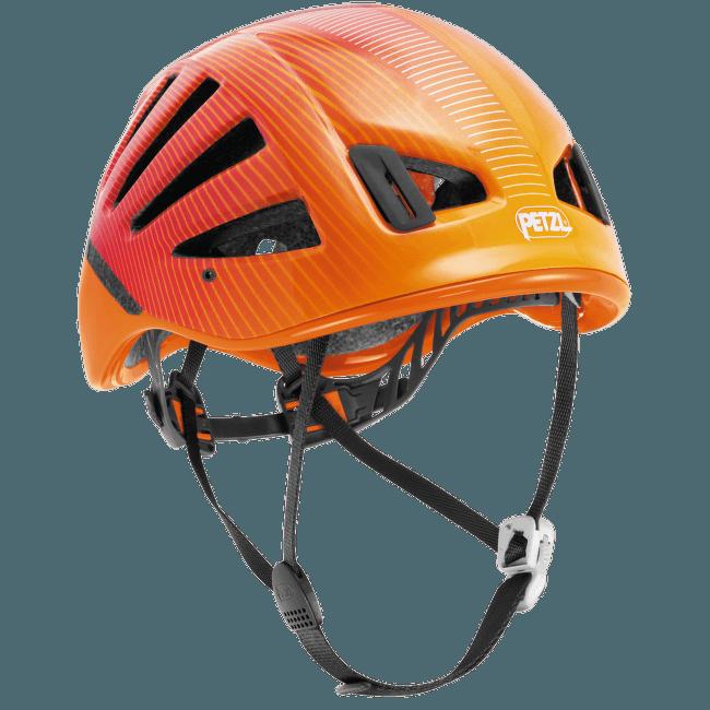 Meteor III + Red/orange