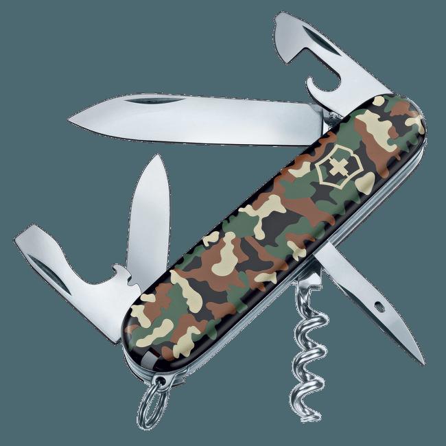 Swiss Army Knife Spartan Camouflage