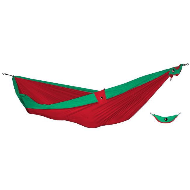 Double Moon Hammock(+Express Bag) red/green