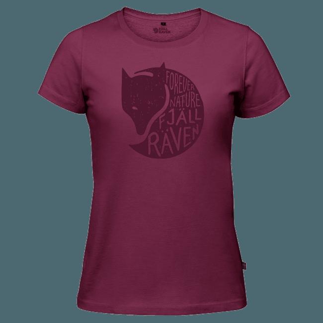Forever Nature T-Shirt Women Plum