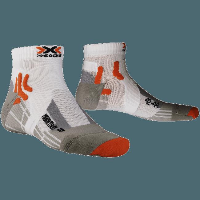 Marathon Socks White