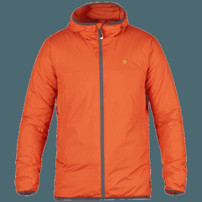 Bergtagen Lite Insulation Jacket Men Hokkaido Orange