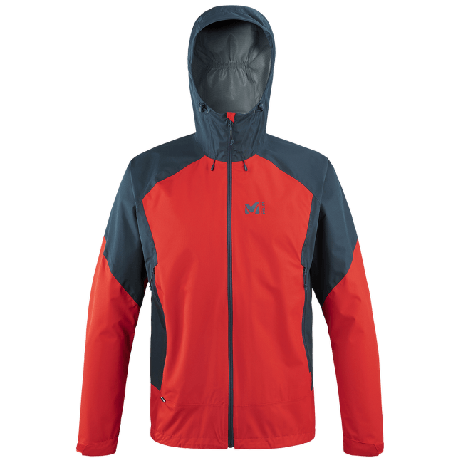 Fitz Roy III Jacket Men ORION BLUE/FIRE