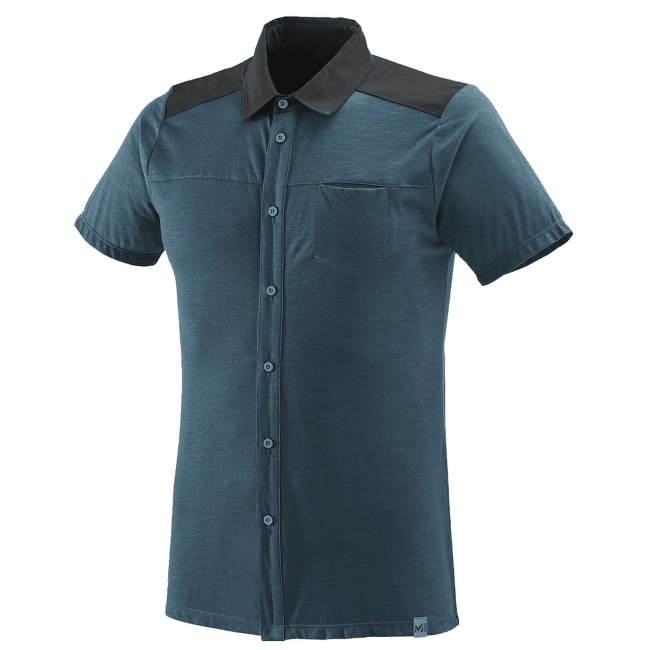 Cloud Peak Wool Shirt Men ORION