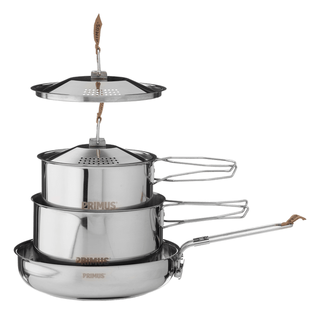 CampFire Cookset S/S - Small