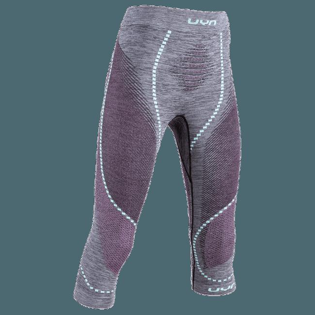 Ambityon UW Pants Medium Melange Women Black Melange/Pink/Aqua