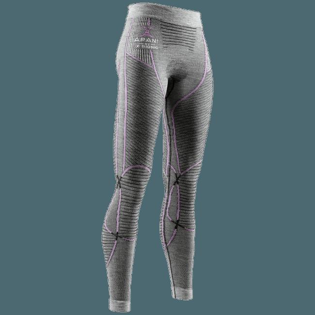APANI® 4.0 Merino Pant Women Black/Grey/Pink