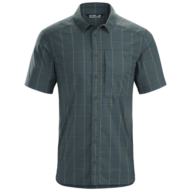 Riel Shirt SS Men Astrosphere