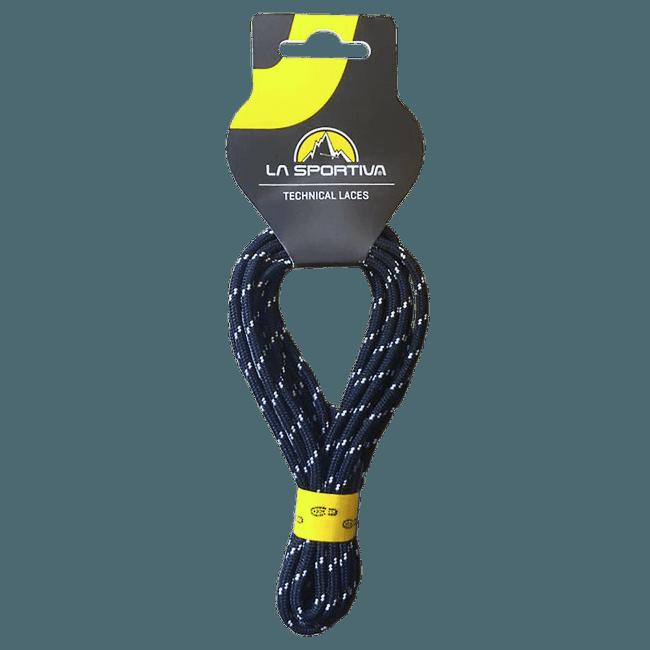 Mountain Trango Bootlace BLACK/WHITE