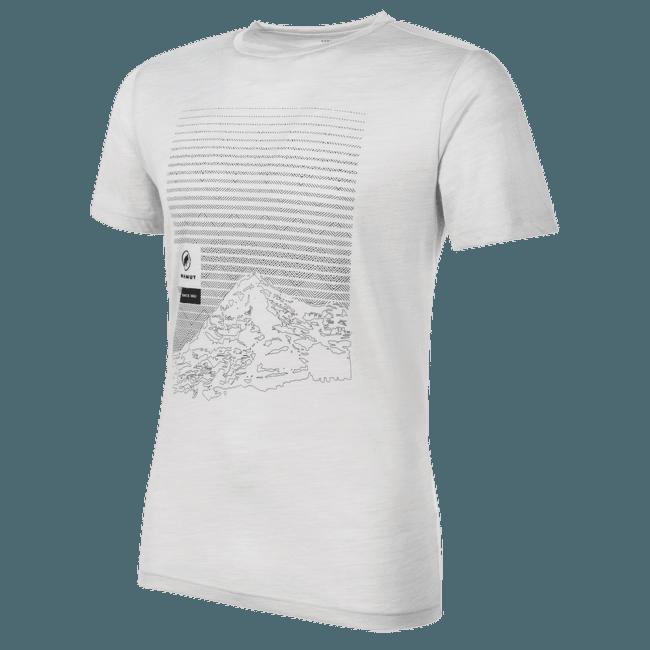 Alnasca T-Shirt Men (1017-01770) highway mélange