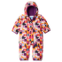 Snuggly Bunny™ Bunting Kids Bright Geranium 674