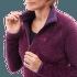 Grizzly Bubble Loft Jacket Women BLACK BERRY