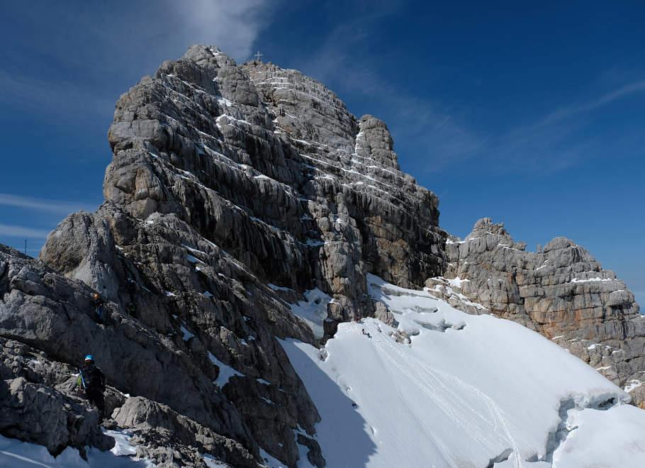 Vystupte na Hoher Dachstein klasickými cestami