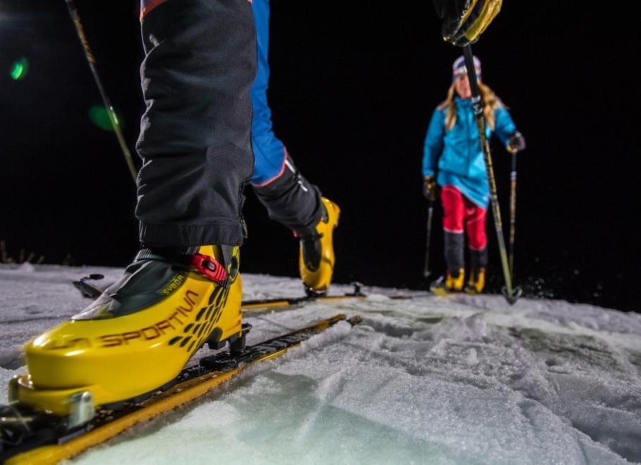 Infografika: Zveme vás na skitouring do Krkonoš