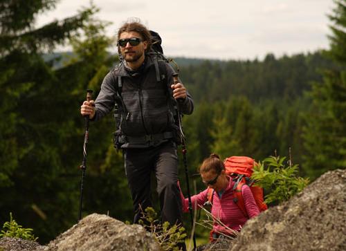 GABRETA díl II. – S vlkem do šumavských hvozdů
