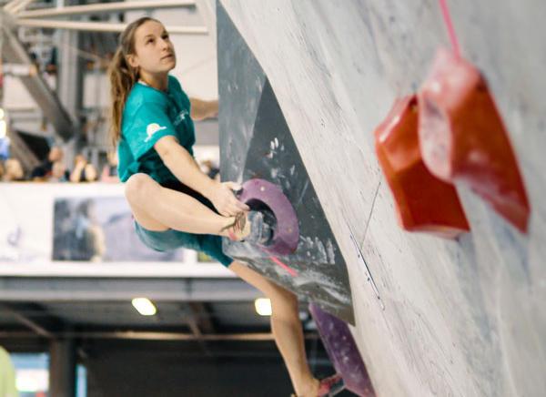 Ohlédnutí za La Sportiva bouldercontest 2017