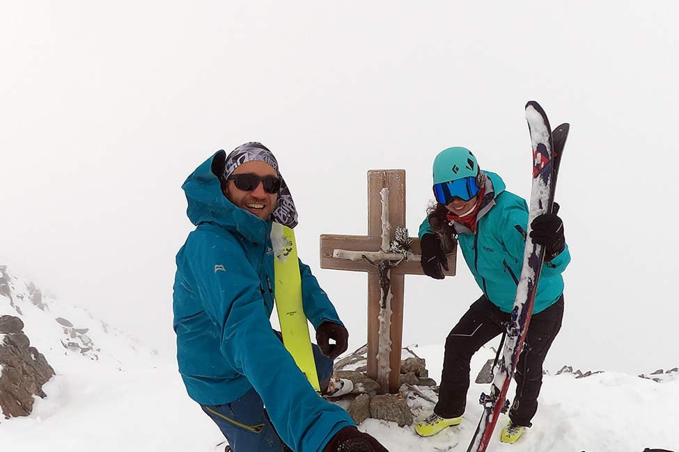 vrchol Alpy
