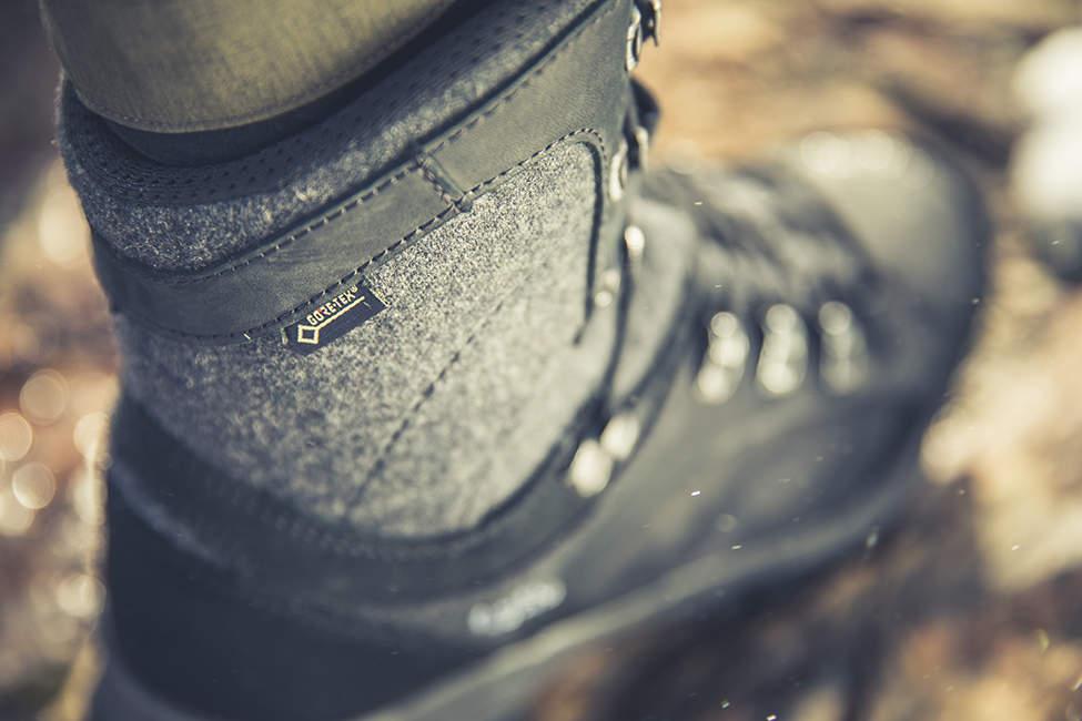 boty na trek
