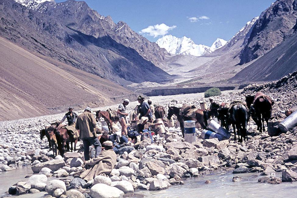 16 - Afghanistan, Prebrodeni potoka