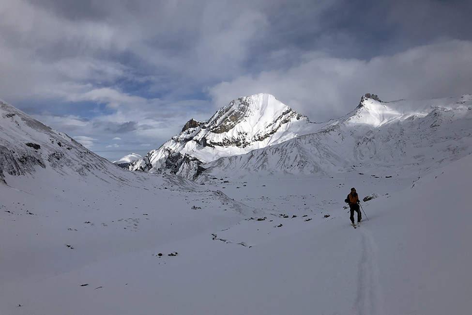 skitour Alpy