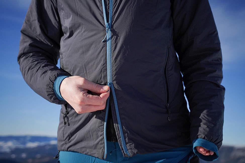 Uniq bunda dvoucestný zip