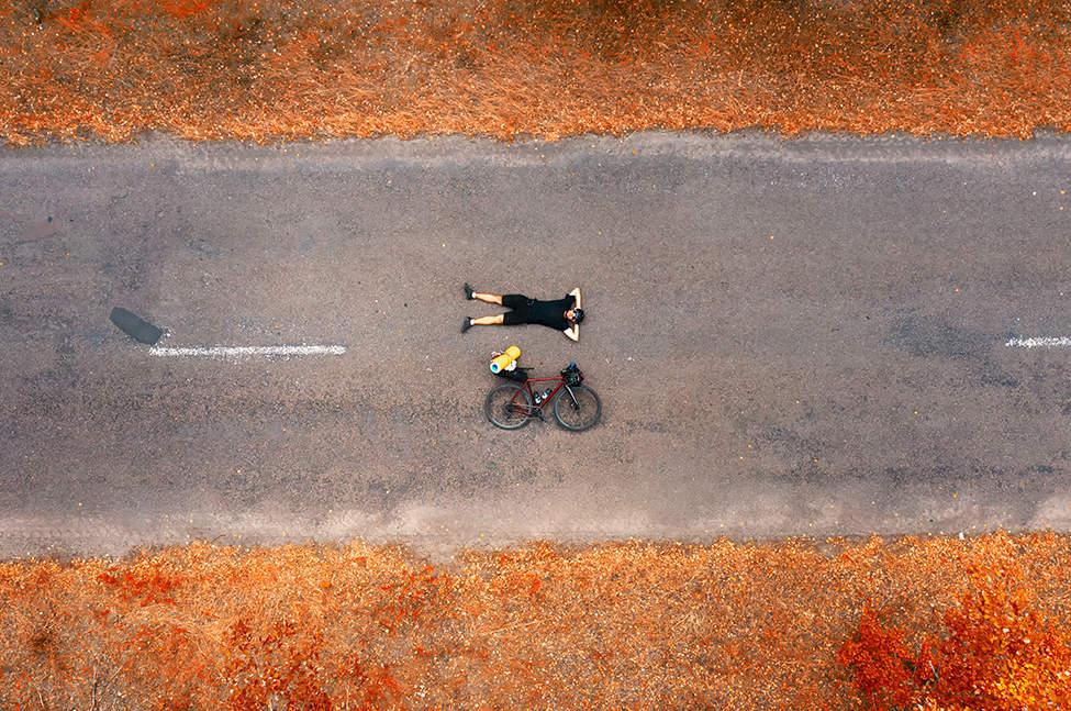 Bikepacking jak na to