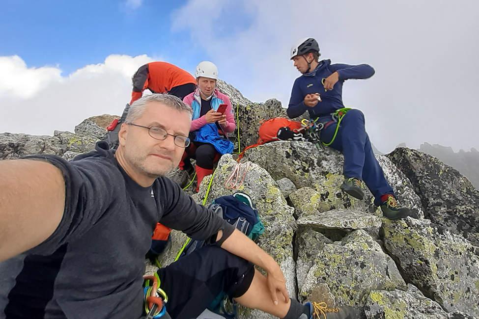 Vysoké Tatry horolezení