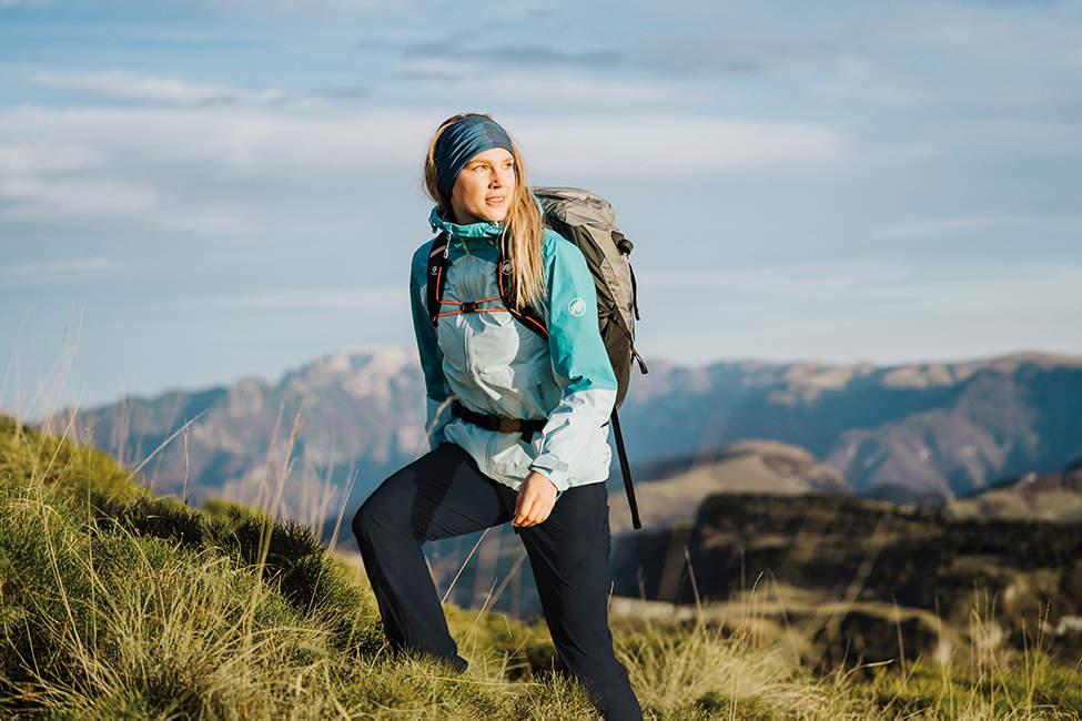 Treking v horách