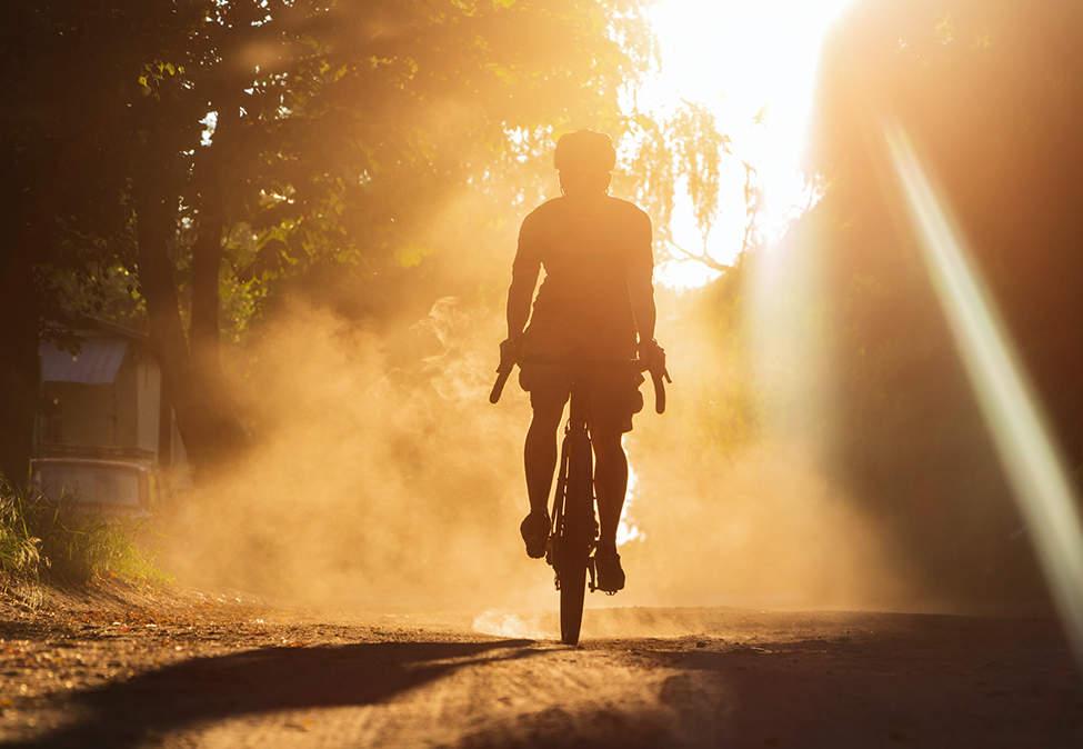 Bikepacking nová dymenze jízdy na kole