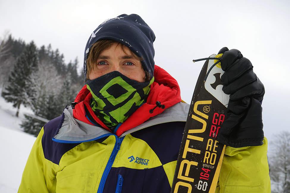 Radoslav Groh skialpinista mistr