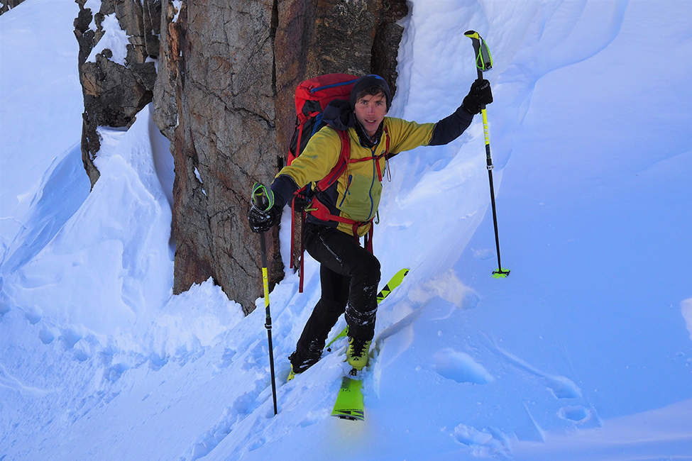 skialpinismus Alpy